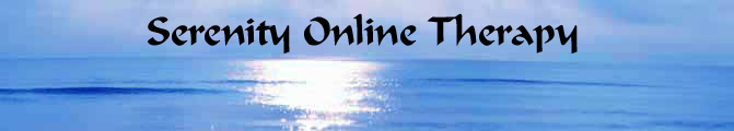 Serenity Online Therapy offers secure Video, Phone, and Chat Therapy and Email Counseling with Carl Benedict, a licensed professional counselor.