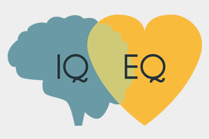 Low EQ can hijack high IQ, which can affect a smart person's ability to learn from mistakes.