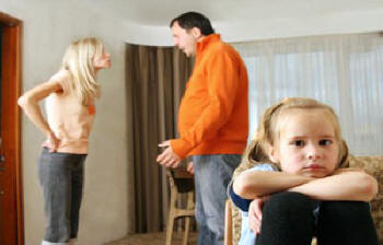 Dysfunctional families produce shame and fear in children.
